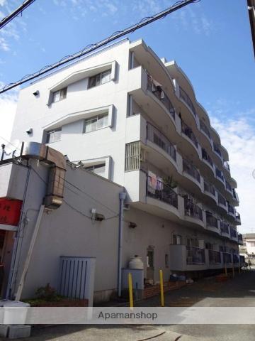 大阪府松原市、高見ノ里駅徒歩16分の築41年 5階建の賃貸マンション