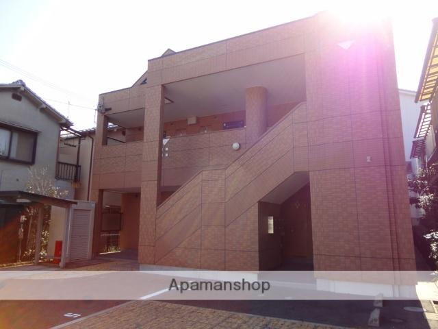 大阪府松原市、高見ノ里駅徒歩11分の築8年 2階建の賃貸アパート