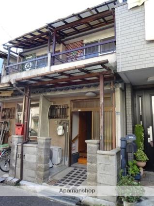 大阪府松原市、矢田駅徒歩17分の築42年 2階建の賃貸テラスハウス