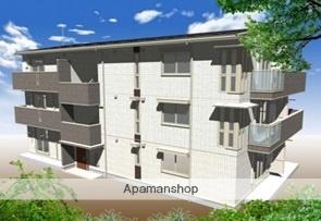 大阪府堺市北区、浅香駅徒歩20分の新築 3階建の賃貸アパート