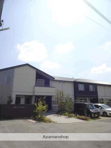 大阪府松原市、恵我ノ荘駅徒歩12分の新築 2階建の賃貸アパート