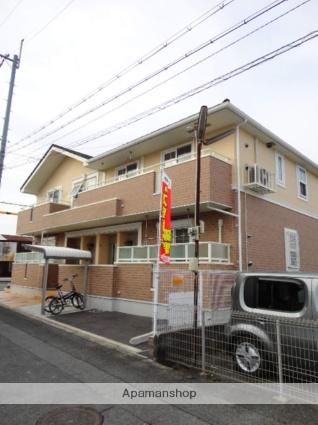 大阪府松原市、河内天美駅徒歩27分の築5年 2階建の賃貸アパート