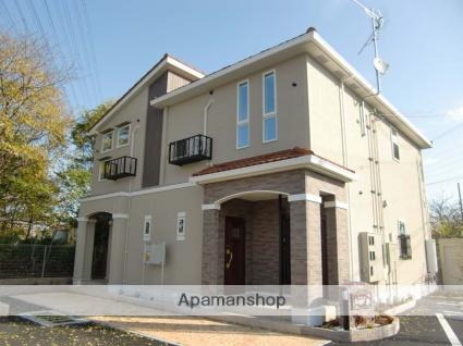 大阪府松原市、河内天美駅徒歩24分の築5年 2階建の賃貸アパート