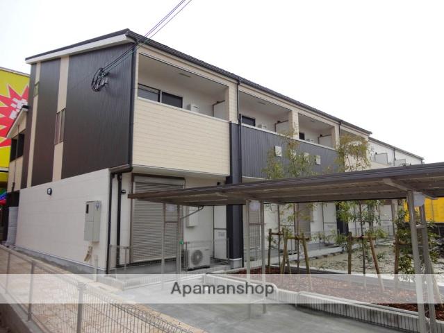 大阪府松原市、河内天美駅徒歩7分の築4年 2階建の賃貸アパート