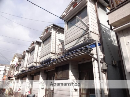 大阪府松原市、河内天美駅徒歩7分の築49年 2階建の賃貸アパート