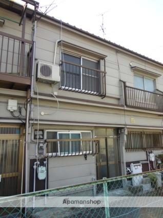 大阪府松原市、河内天美駅徒歩9分の築51年 2階建の賃貸テラスハウス