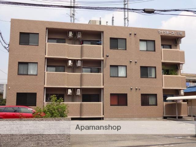 大阪府松原市、河内天美駅徒歩26分の築17年 3階建の賃貸マンション