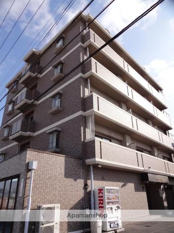 大阪府松原市、矢田駅徒歩28分の築21年 5階建の賃貸マンション
