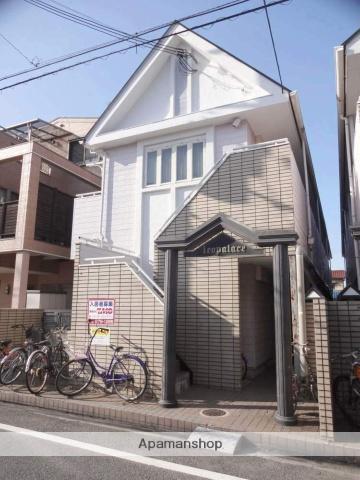 大阪府松原市、河内天美駅徒歩18分の築28年 2階建の賃貸アパート