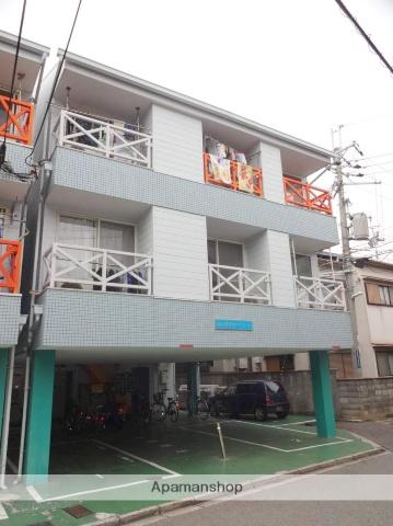 大阪府松原市、河内天美駅徒歩6分の築24年 3階建の賃貸マンション