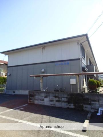 大阪府松原市、河内天美駅徒歩7分の築21年 2階建の賃貸アパート