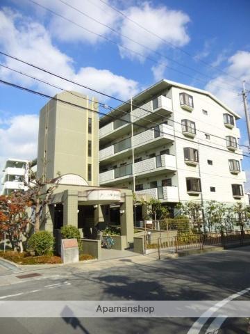 大阪府松原市、河内松原駅徒歩24分の築21年 5階建の賃貸マンション