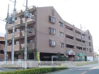 大阪府堺市北区、河内天美駅徒歩20分の築23年 4階建の賃貸マンション