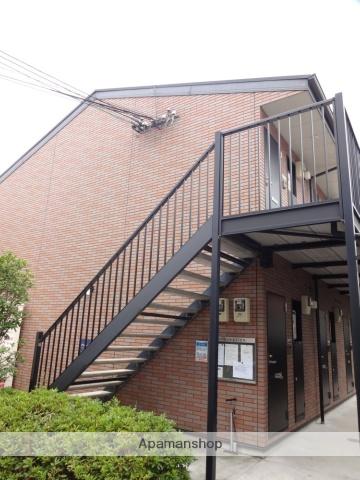 大阪府松原市、高見ノ里駅徒歩24分の築12年 2階建の賃貸アパート