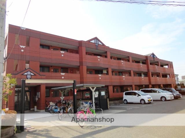 大阪府松原市、河内天美駅徒歩30分の築13年 3階建の賃貸マンション
