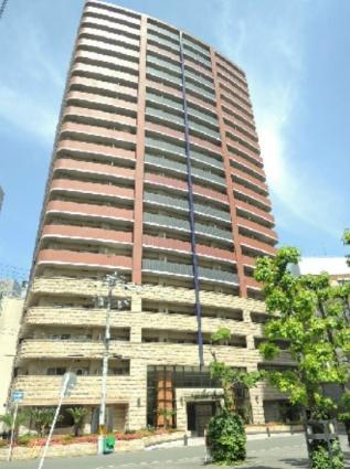 大阪府大阪市西区、渡辺橋駅徒歩5分の築9年 21階建の賃貸マンション
