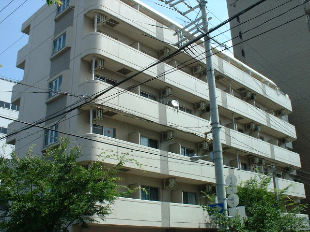 大阪府大阪市福島区、野田駅徒歩5分の築21年 6階建の賃貸マンション