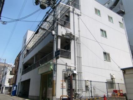 大阪府大阪市福島区、新福島駅徒歩3分の築33年 4階建の賃貸マンション