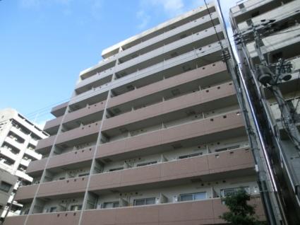 大阪府大阪市福島区、福島駅徒歩7分の築13年 10階建の賃貸マンション