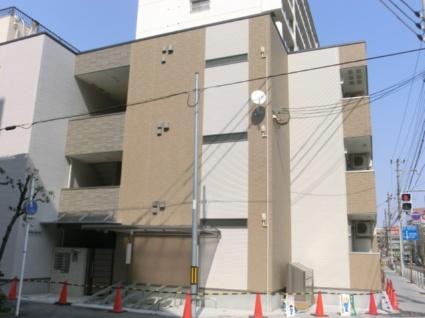 大阪府大阪市西淀川区、塚本駅徒歩16分の築2年 3階建の賃貸アパート