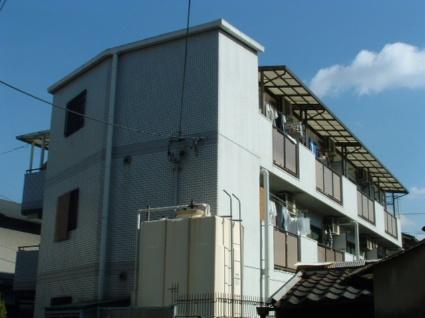 大阪府大阪市西淀川区、塚本駅徒歩15分の築22年 3階建の賃貸マンション