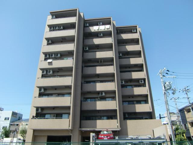 大阪府大阪市西淀川区、御幣島駅徒歩23分の築16年 8階建の賃貸マンション