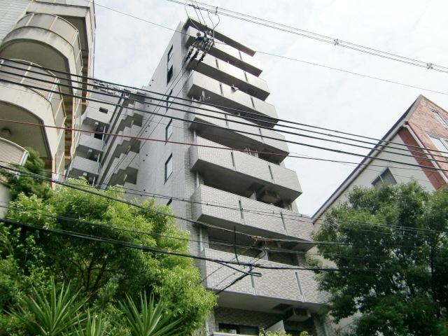 大阪府大阪市福島区、野田駅徒歩2分の築20年 10階建の賃貸マンション