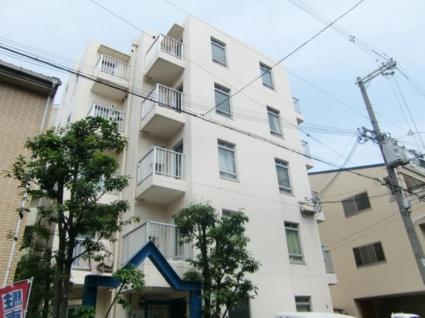 大阪府大阪市福島区、福島駅徒歩7分の築26年 5階建の賃貸マンション
