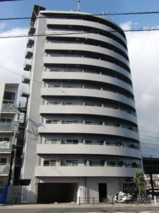 大阪府大阪市福島区、新福島駅徒歩6分の築17年 11階建の賃貸マンション