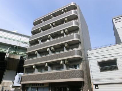 大阪府大阪市西淀川区、御幣島駅徒歩15分の築19年 6階建の賃貸マンション
