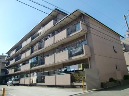 大阪府大阪市西淀川区、塚本駅徒歩5分の築39年 4階建の賃貸マンション