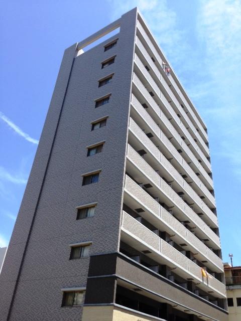 大阪府大阪市福島区、海老江駅徒歩5分の築11年 12階建の賃貸マンション