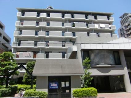 大阪府大阪市福島区、野田駅徒歩10分の築26年 7階建の賃貸マンション