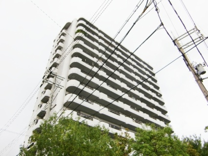 大阪府大阪市此花区、西九条駅徒歩10分の築28年 14階建の賃貸マンション