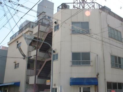 大阪府大阪市福島区、野田駅徒歩7分の築34年 3階建の賃貸マンション