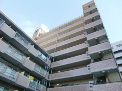 大阪府大阪市福島区、海老江駅徒歩5分の築18年 9階建の賃貸マンション