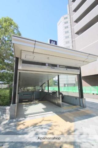 長堀橋駅 640m