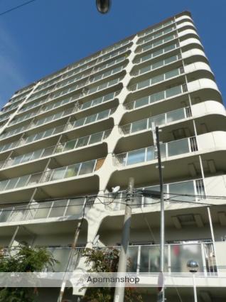大阪府大阪市北区、梅田駅徒歩13分の築39年 12階建の賃貸マンション