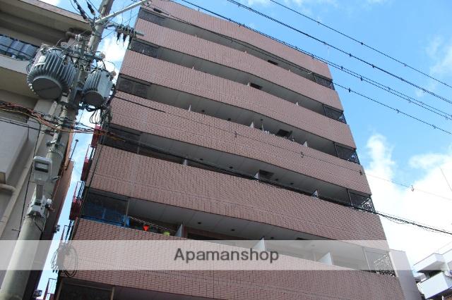 大阪府大阪市北区、天満駅徒歩14分の築23年 8階建の賃貸マンション