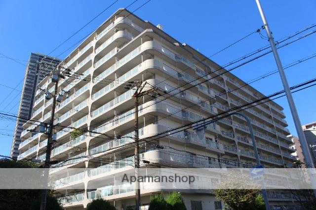 大阪府大阪市北区、梅田駅徒歩10分の築39年 11階建の賃貸マンション