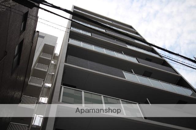 大阪府大阪市福島区、新福島駅徒歩5分の築1年 9階建の賃貸マンション