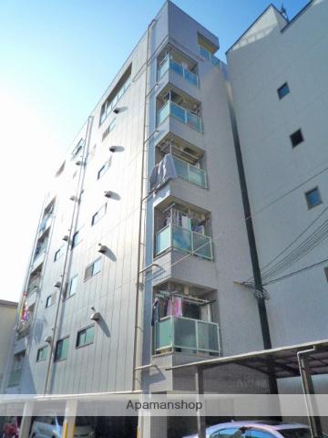大阪府大阪市北区、天満駅徒歩7分の築23年 7階建の賃貸マンション