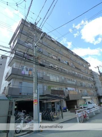 大阪府大阪市北区、中津駅徒歩2分の築43年 9階建の賃貸マンション