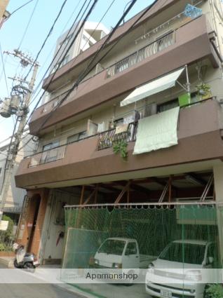 大阪府大阪市北区、中津駅徒歩12分の築36年 4階建の賃貸マンション