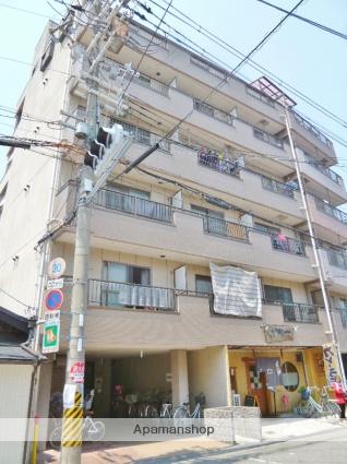 大阪府大阪市旭区、森小路駅徒歩11分の築20年 5階建の賃貸マンション