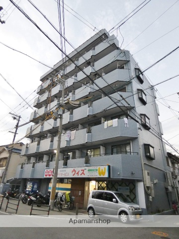 大阪府守口市、滝井駅徒歩4分の築27年 7階建の賃貸マンション