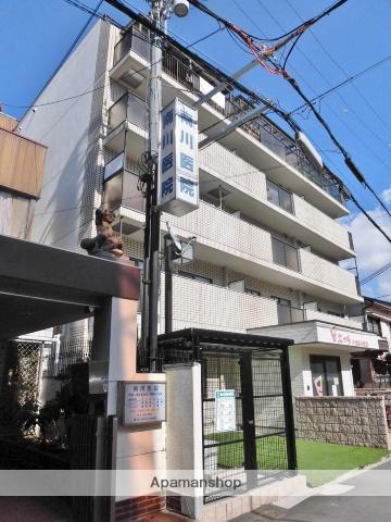 大阪府大阪市旭区、千林駅徒歩5分の築30年 5階建の賃貸マンション