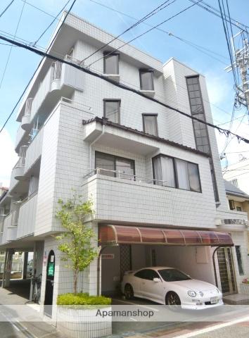 大阪府大阪市旭区、森小路駅徒歩5分の築26年 4階建の賃貸マンション