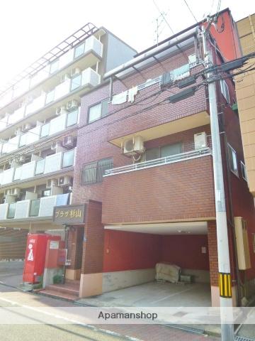 大阪府大阪市旭区、千林駅徒歩16分の築27年 5階建の賃貸マンション