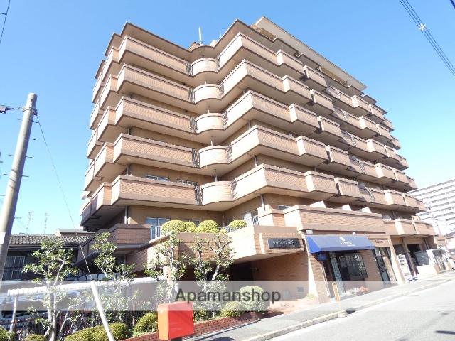 大阪府大阪市旭区、滝井駅徒歩10分の築32年 8階建の賃貸マンション